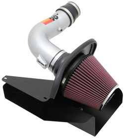 K&N air intake system for a 2011, 2012, 2013 & 2014 Ford Edge 3.7 and 3.5 liter models