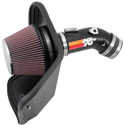 2012 Chevrolet Equinox 3.0L V6 air intake systems from K&N.