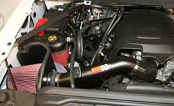 K&N Performance Air Intake System, number 77-1569KTK, is designed to add horsepower and torque