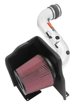 2015 and 2016 Duramax owners can bolt on a K&N diesel air intake upgrade for more horsepower, torque, and better looks
