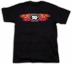 K&N Classic Flames T-Shirt