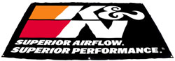 K&N The World's Best Air Filter Banner