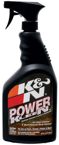 99-0621 Power Kleen; Filter Cleaner - 32 oz Trigger Sprayer