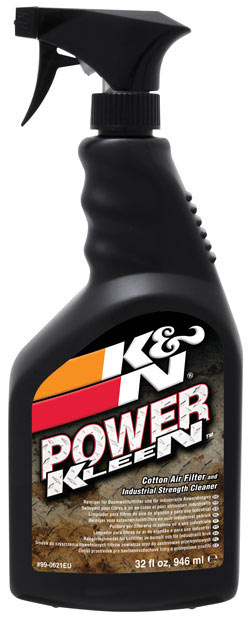 99-0621EU Power Kleen; Filter Cleaner - 32 oz Trigger Sprayer