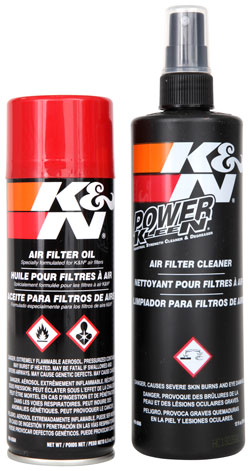 K&N's 99-5000 Air Filter Recharger Kit