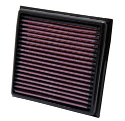 Replacement Air Filter for 2001, 2002, 2003, 2004 and 2005 Bajaj Pulsar 180 and 150 motorcycles
