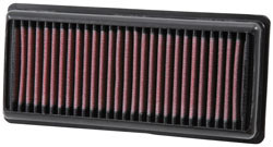 2012 Bajaj Pulsar 200NS 199 Air Filter