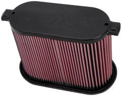 Replacement Air Filter for Ford F-250, F-350, F-450 and F-550 Super Duty Pickup Trucks