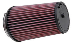 Replacement Air Filter for 2008 and 2009 Ford Mustang Bullitt