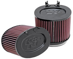 Replacement Air Filter for Select 2009-2012 Porsche 911s.