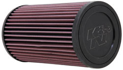 K&N Replacement Air Filter for Select Fiat Bravo, Grand Punto and Lancia Delta III