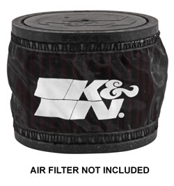 K&N E-4967DK Drycharger Air Filter Wrap for the Honda GX Series Engines