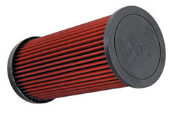 Caterpillar 416D BFP-on Air Filter