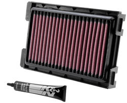 Replacement Air Filter for 2011 and 2012 Honda CBR250Rs