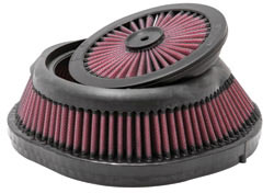 K&N XStream Series Motocross air filter part number HA-4503XD