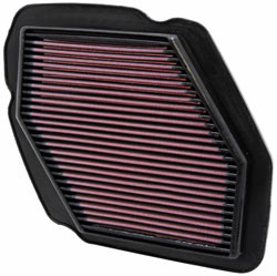 Replacement Air Filter for 2008, 2009 and 2010 Honda DN-01 Motorcycles
