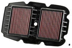 K&N's HA-7008 Replacement Air Filter for the 2008, 2009 and 2010 Honda XL700V Transalp