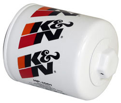 K&N oil filter for 2008 Chevrolet Equinox 3.4L V6