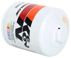 K&N oil filter for 2000 Saab 9-3 2.3L L4