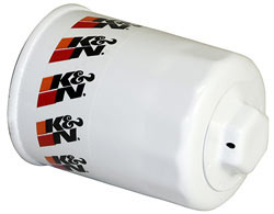 K&N oil filters for 2004 Honda Element 2.4L L4 models