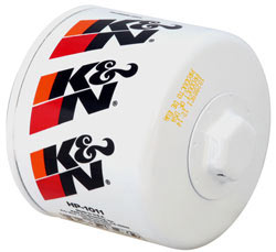 K&N oil filter for 2002 Chevrolet Silverado 2500 HD 8.1L V8