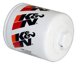 K&N oil filter for 2007 GMC Sierra 2500 HD Classic 6.0L V8