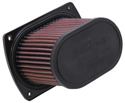Replacement Air Filter for Hyosung 2006-2009 GT650 models and 2006 to 2014 GT250 Motorcycles