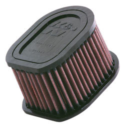 2011 Kawasaki Z750 750 Air Filter
