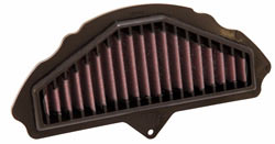 Race Specific Air Filter for Kawasaki ZX-10R Ninja Motorcycles