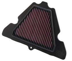 Replacement Air Filter for 2010 to 2016 Ninja 1000 and Z1000