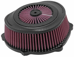 Replacement Air Filter for 2006 to 2016 Kawasaki KX450F and Kawasaki KX250F