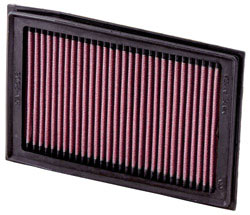 2016 Kawasaki EX300 Ninja ABS KRT Edition 296 Air Filter