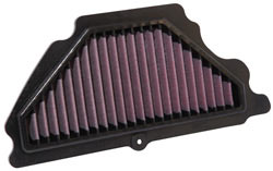 K&N Race Specific Air Filter KA-6007R for 2007-2008 Kawasaki ZX6R Ninja Motorcycles