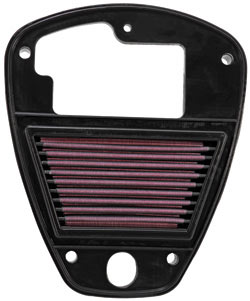 Replacement Air Filter for 2006 to 2012 Kawasaki Vulcan 900 models with 903cc v-twin engines