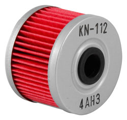 K&N oil filter for 1995 Honda XR650L 650