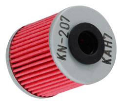 K&N oil filter for 2011 Suzuki RMZ450 449