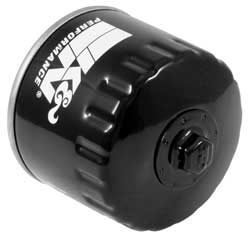 K&N oil filter for 2002 Bombardier Traxter 500 Autoshift 498