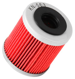 K&N oil filter for 2012 Aprilia RXV 450 Enduro 449