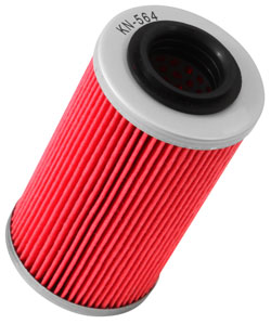 K&N oil filter for 2010 Can-Am Spyder RT SE5 A/C 998
