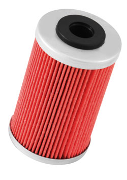 K&N oil filter for 2010 KTM 250 EXC-F Six Days 250