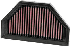 K&N air filter KT-1108 for 2008 to 2014 KTM 1190 RC8 1148