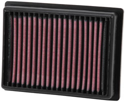 K&N Replacement Air Filter for 2013 KTM 1190 Adventure, Adventure R & 1290 Super Duke R