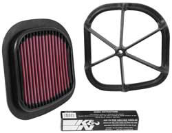 2010 KTM 450 XC-W Six Days 449 Air Filter