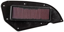 The K&N KY-2911 air filter for Kawasaki and Kymco scooters