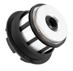 K&N PF-4000 cartridge-style diesel filter
