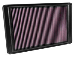 K&N air filter PL-2415 for the Polaris Slingshot