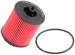 K&N oil filter for 2008 Chevrolet Captiva Sport 2.4L L4