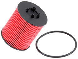 K&N oil filter for 2005 Chevrolet Vectra 3.2L V6