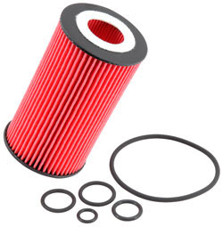 K&N oil filter for 2011 Mercedes-Benz ML550 5.5L V8