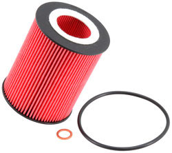 K&N oil filter for 2002 BMW 520i 2.2L L6